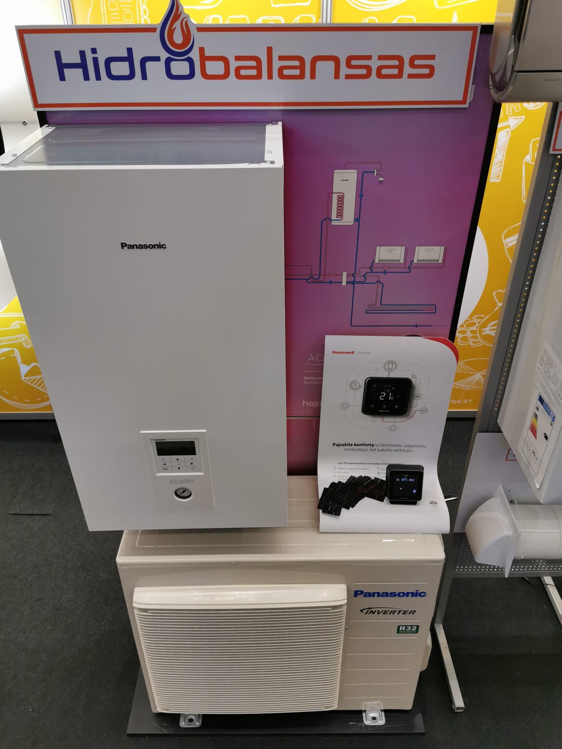 Panasonic Oras Vanduo7